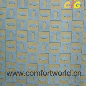 Flocking Sofa Fabric (SHSF04223) pictures & photos