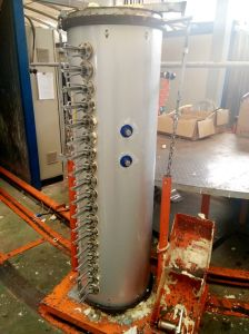 Real Factory for Non Pressure Solar Water Heater