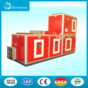 Multi - Functional Industrial HVAC Modular Air Handling Unit 10000m3 / H Industrial Air Conditioner Ahu pictures & photos