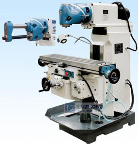 X6236 Universal Milling Machine with Swivel Head pictures & photos