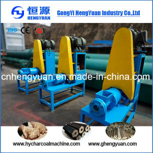 2017 Hot Sale Wood Shaving Screw Press Briquette Machine pictures & photos