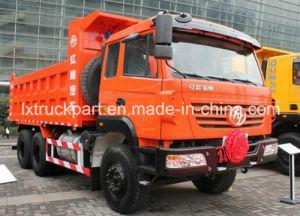 SAIC-IVECO HONGYAN KINGKAN , 310hp 6*4 Dump truck