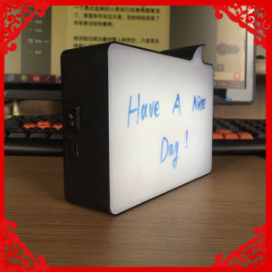 ABS Plastic Crystal Bubble Light Box pictures & photos