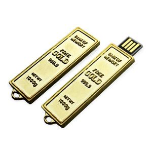 Metal USB Flash Drive USB Stick (M-08B) pictures & photos