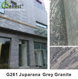 G261 Juparana Grey Granite Tile pictures & photos
