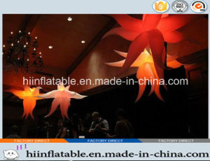 Wholesale Party Supplies, LED Lighting Inflatable Star 0021 for Event, Show, Entertainment Decoration pictures & photos