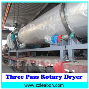 Rotary Wood Chips Sawdust Drying Machine pictures & photos