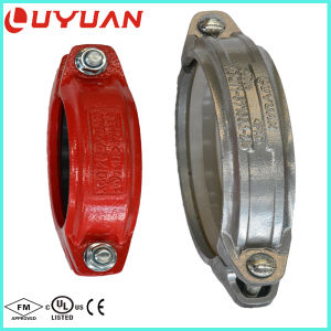 Ductile Iron ASTM a-536 and Grooved Rigid and Flexible Coupling with 1-12 Inch pictures & photos