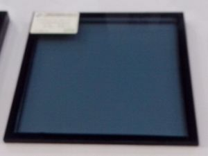 Solar Reflective Bule Grey R Low E Insulated Glass pictures & photos