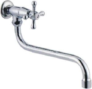 Wall Mounted Sink Tap (TP-1054) pictures & photos