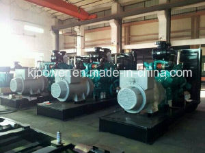 1000kVA Diesel Generator Set Powered by Cummins Engine in Stock pictures & photos