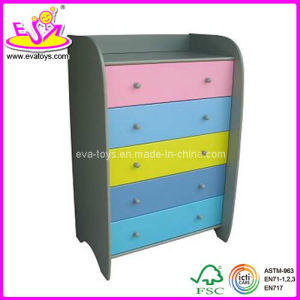 Wooden Baby Furniture - Baby Changing Table with Drawers (WJ278037) pictures & photos