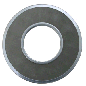 SUS304 Stainless Steel Multilayers Ring Type Wire Mesh Screen Filter Gasket pictures & photos