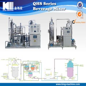 Carbonated Drinks Beverage Production Line Mixer pictures & photos
