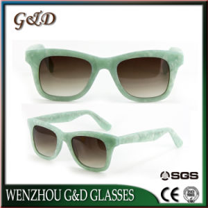 Summer Style High Quality Popular Design Acetate Sunglasses pictures & photos