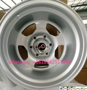 Cyprus 15*12j Deep Car Alloy Wheel Rims pictures & photos