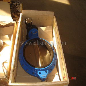 Pn16 Wafer Type Butterfly Valve pictures & photos