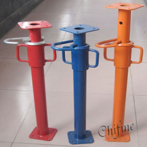 Q235 Scaffolding Shoring Prop Used in Construction pictures & photos