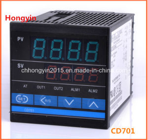CD701 72*72 DC24V Hot Sell Temperature Control Indicator pictures & photos