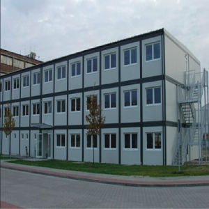 Prefabricated Steel Kit Homes for Accommodation Solution pictures & photos