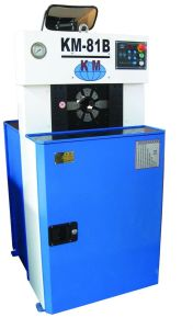Equivalent to Finnpower Super Thin Hose Crimping Machine pictures & photos