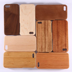 Customed Wooden for iPhone 6 Cases pictures & photos