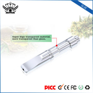 Bud Gl3c 0.5ml Glass Atomizer Disposable Vape Pen Electronic Cigarette Mini Size pictures & photos