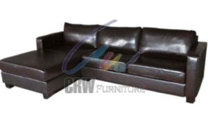 Elegance Leather Sofa , Living Room Furnniture