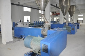 Screw Extruder for PSF Production Line New Tide pictures & photos
