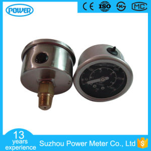 1.5′′ 40mm Stainless Steel Back Type Glycerin Filled Manometer pictures & photos