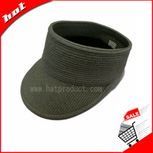 Golf Sun Hat Paper Straw Hat pictures & photos