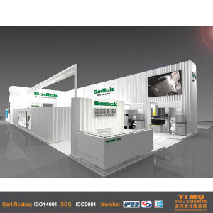 Stand Builder pictures & photos