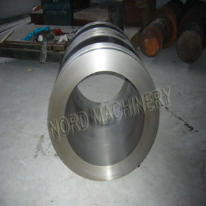 Heavy Forging Large-Scale Steel Bushings pictures & photos