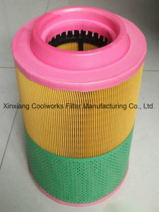 1613950100 Air Filter for AC Compressor Ga55 pictures & photos