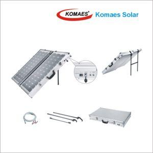 60W Portable Solar Power Supply Solar System Solar Panel pictures & photos
