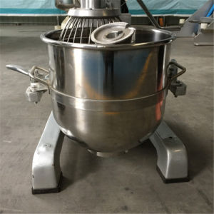 Stainless Steel Commercial Spiral Planetary Mixer in Bakery Equipment pictures & photos