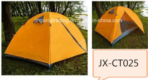 Economical Waterproof Polyester Camping Tent for 1-2 Persons (JX-CT025-1) pictures & photos