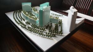 3D Building Scale Model Making_Commercial Model Maker (JW-24) pictures & photos