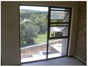 Convenient Fitting Double Glass Sliding Aluminium Windows Prices pictures & photos