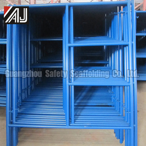 Steel Step Frame Scaffolding System, Guangzhou Manufacturer pictures & photos