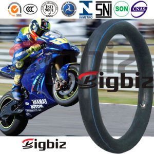 Professional Factory Made 3.00-18 Motorcycle Tube with Butyl Rubber pictures & photos