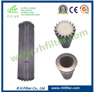 Ccaf Cartridge Air Filter for Dust Collector pictures & photos