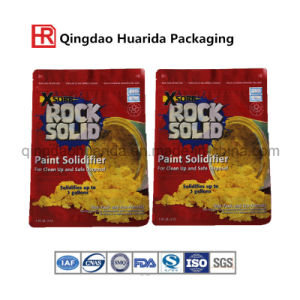Food Grade Stand up Zipper Frozen Pet Bag / Ziplock Aluminium Foil Pet Food Packaging Pouch /Resealable Plastic Bags with Zipper pictures & photos