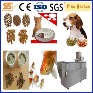 High Nutritional Animal Food Making Machine/Processing Line/Production Line pictures & photos