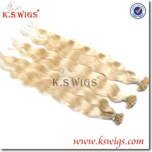 New Arrival Keratin Hair Remy Hair Extension pictures & photos