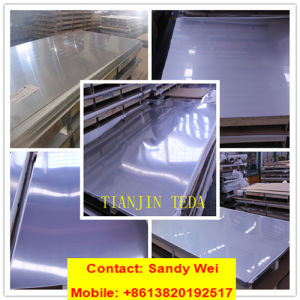 AISI 439 Stainless Steel Sheet pictures & photos