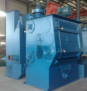 Tumbling Shot Blasting Machine pictures & photos