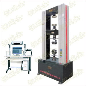 200kn Computer Control Electronic Universal Tensile Testing Machine