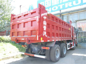 Sinotruk HOWO 6X4 Dump Truck Heavy Duty Dump Truck pictures & photos