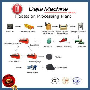 Hot Selling Ore Flotation Separating Equipment From China Manufacturer pictures & photos